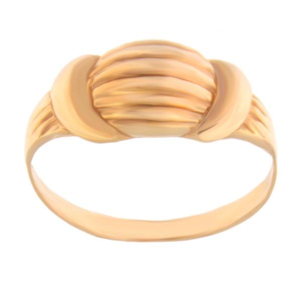 Kullast sõrmus Kood: 157pk