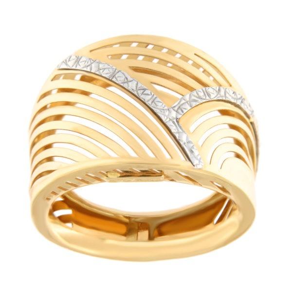 Kullast sõrmus Kood: 190683