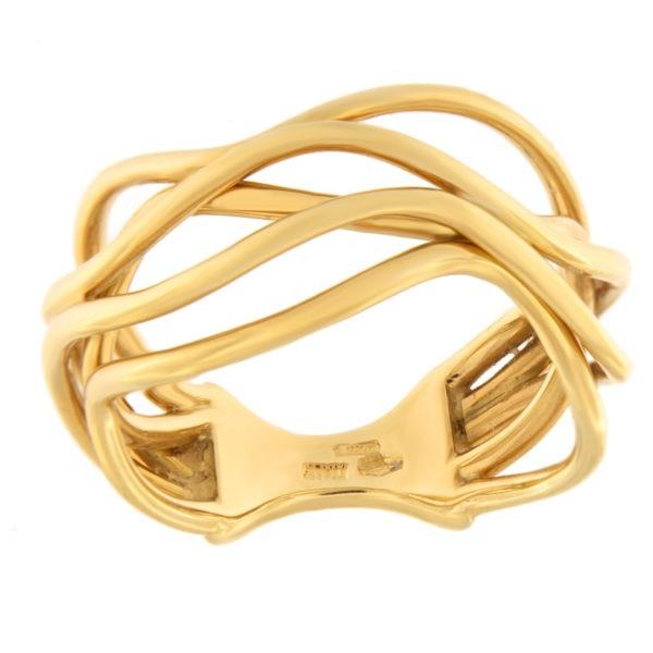 Kullast sõrmus Kood: 202472