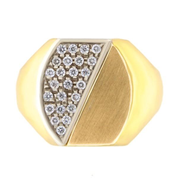 Kullast klotser teemantidega Kood: 963b