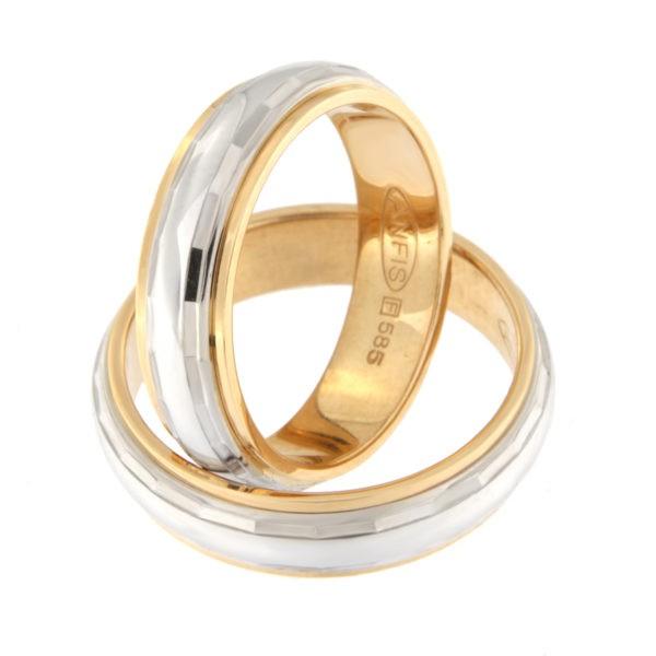Kullast abielusõrmus Kood: rn0112-5l-pvl-ak