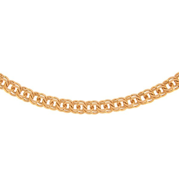 Kullast kaelakett Kood: 47im