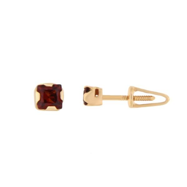 kullast kõrvarõngad granaadiga Kood: er0105-granaat