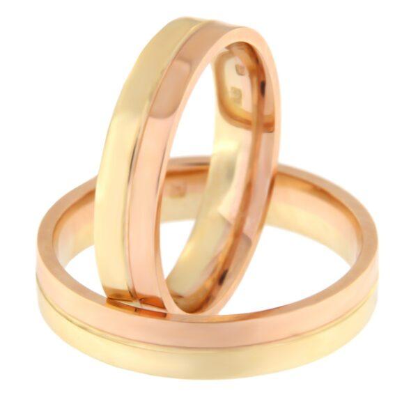 Kullast abielusõrmus Kood: r465