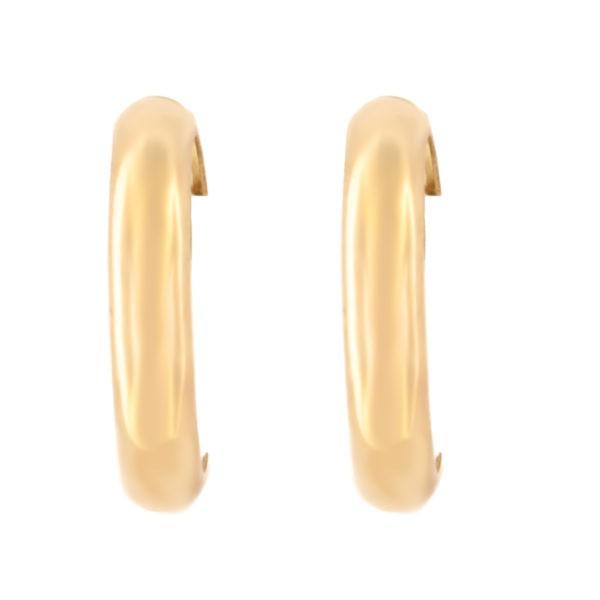 Kullast kõrvarõngad Kood: er0132-15