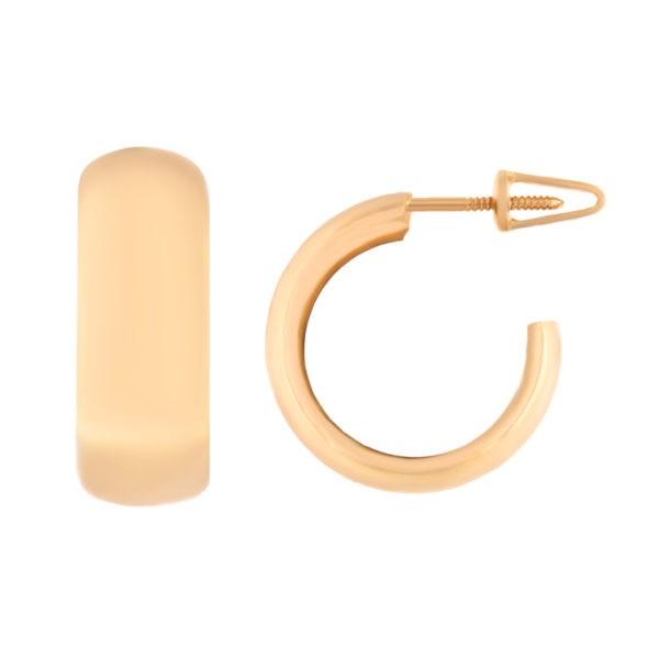 Kullast kõrvarõngad Kood: er0140-15