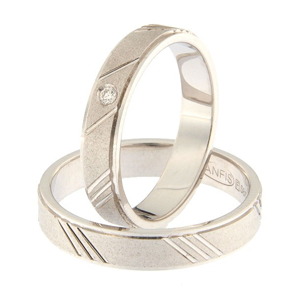 Kullast abielusõrmus Kood: rn0106-4d-vm2-1k