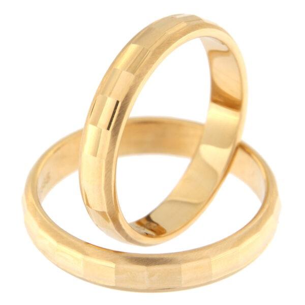 Kullast abielusõrmus Kood: rn0118-3,5