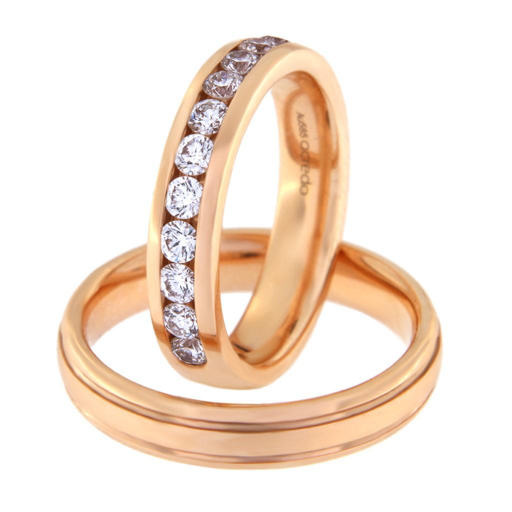 MATIGOLD - ACREDO - abielusõrmused, laulatussõrmused - MATI - 1 - 2017-11-01