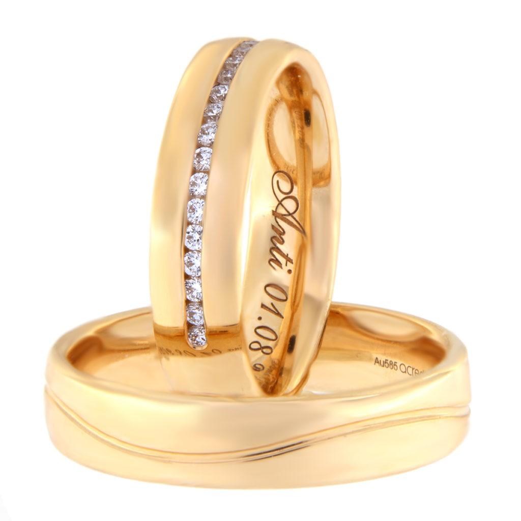 MATIGOLD - ACREDO - abielusõrmused, laulatussõrmused - MATI - 1 -2020-01-08