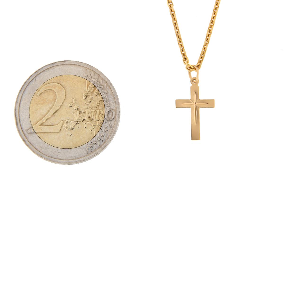 Kullast ripats, rist Kood: 15ct