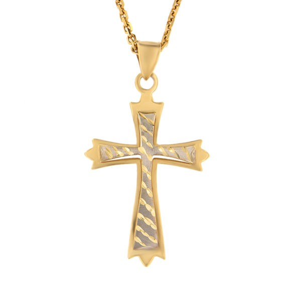 Kullast ripats, rist Kood: 18ct