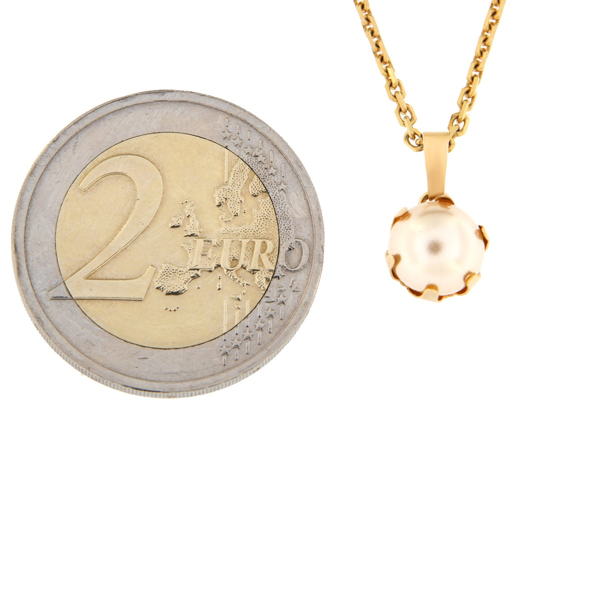 Kullast ripats pärliga Kood: 26ca