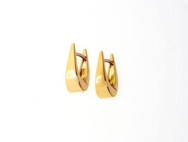Kullast kõrvarõngad Kood: 152317