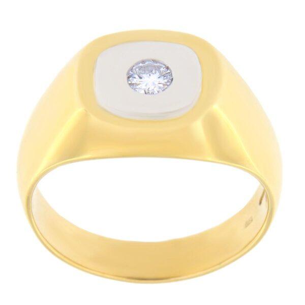 Kullast klotser teemantiga Kood: 958b