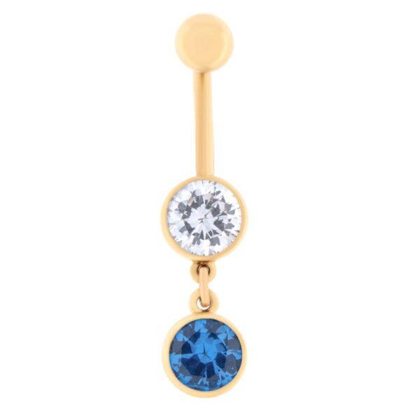 Kullast nabarõngas Kood: pn0140-valge-sinine